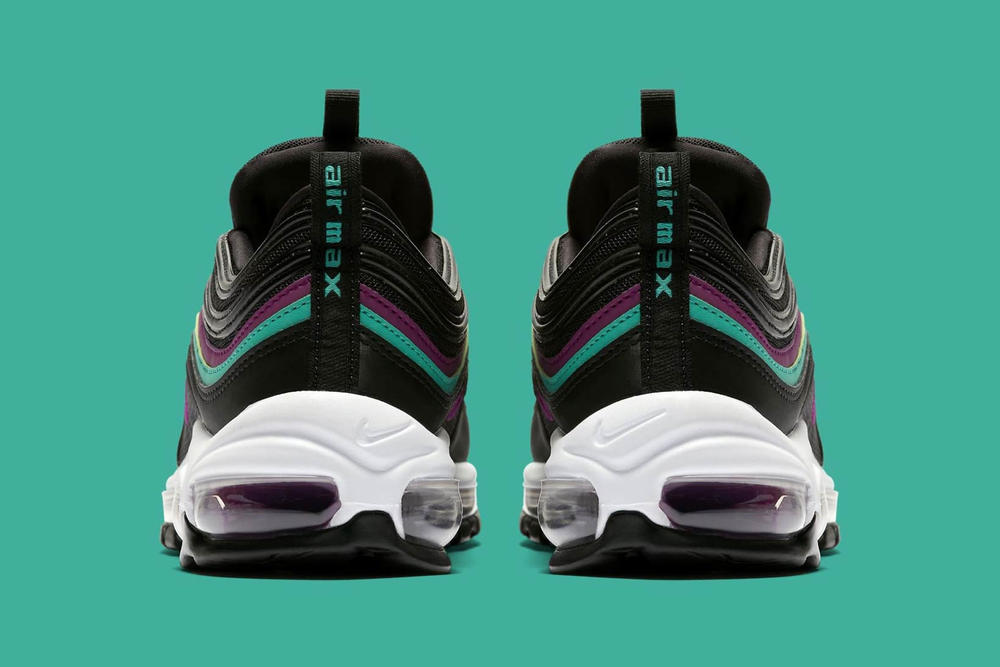Nike Air Max 97 Black Grape