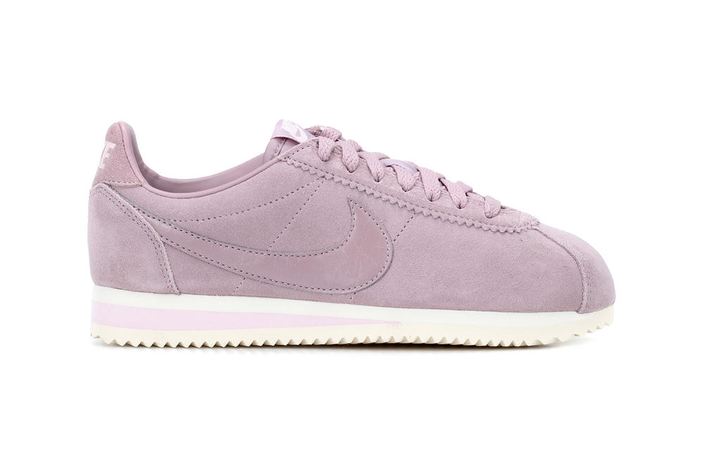 Nike Classic Cortez Dusky Pastel Pink Purple Elemental Rose Sneakers