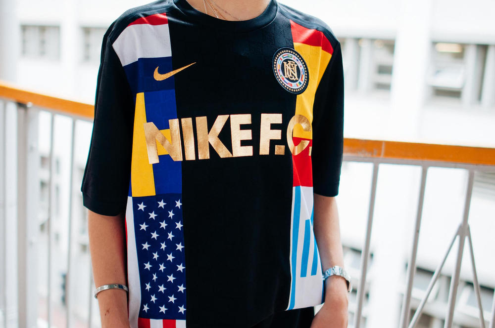 Nike Football Kits France Germany Team Jerseys Country FIFA World Cup 2018