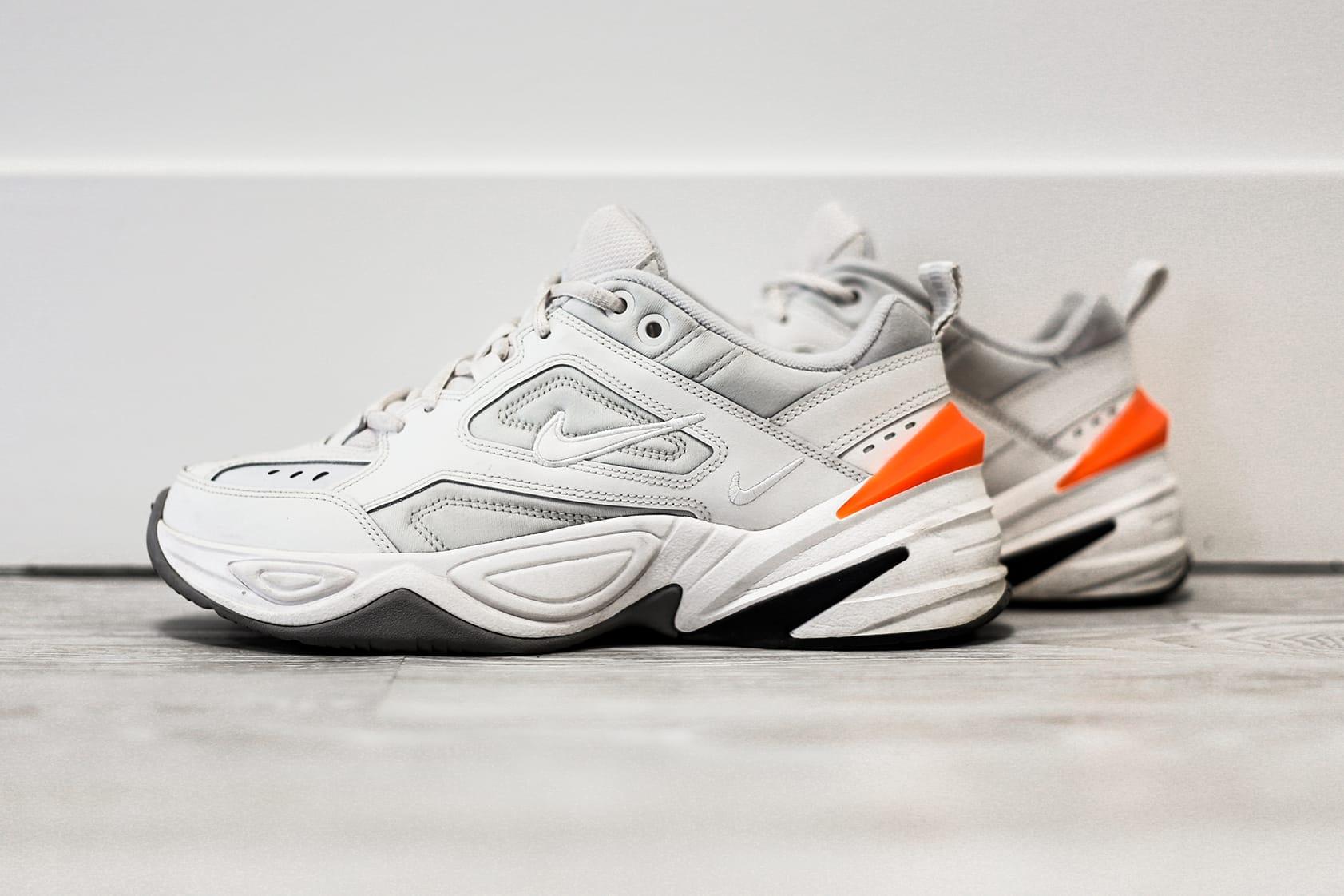 Nike M2K Tekno Phantom Chunky Sneaker