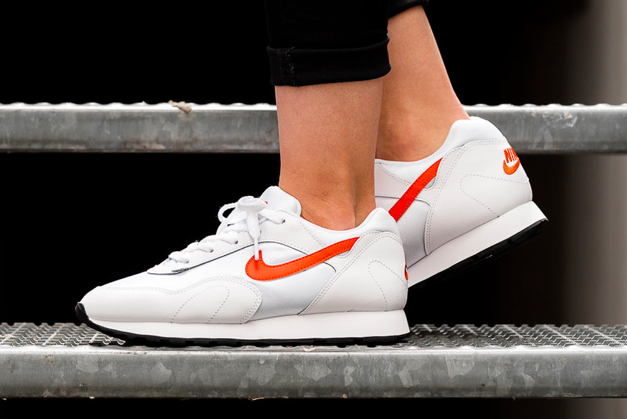 huge discount d9015 67ea1 Nike Releases Outburst in White and Team Orange  HYPEBAE