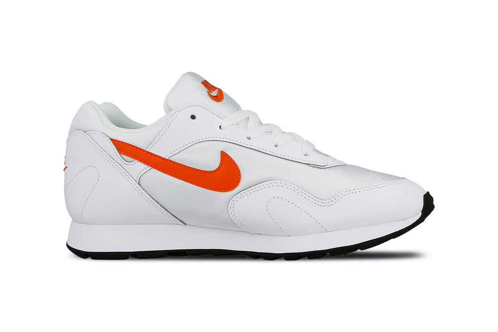 Nike Outburst White Team Orange