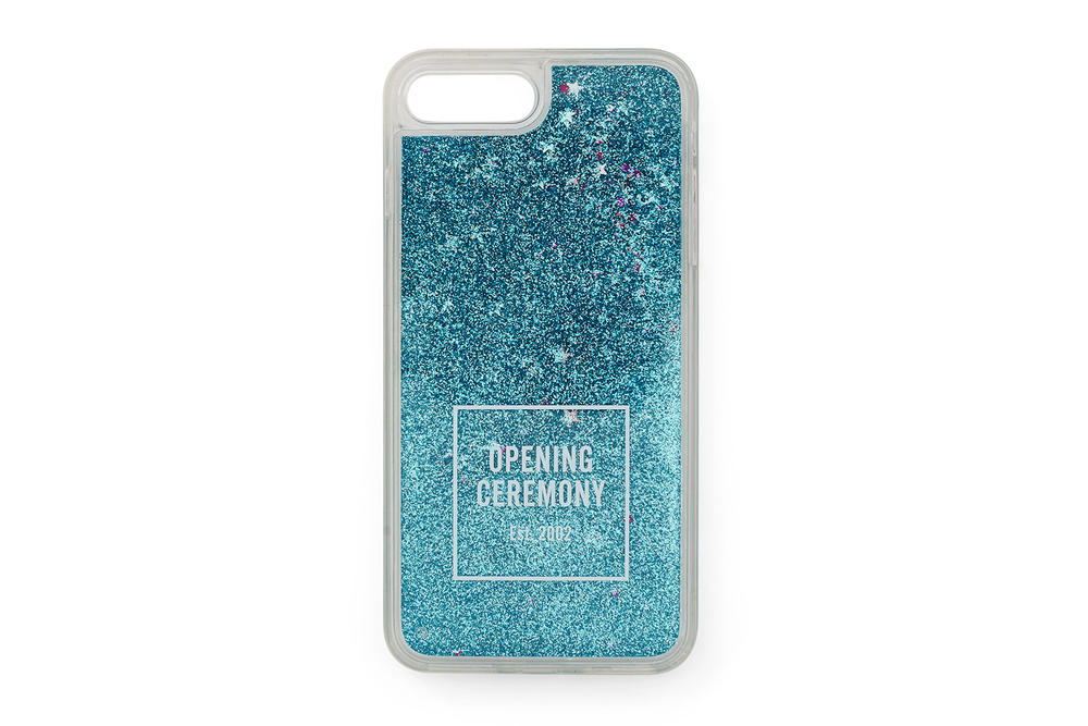 613d42afb68f Opening Ceremony s Glittery Pastel iPhone Cases Are Real Showstoppers. Give  your phone the star treatment.
