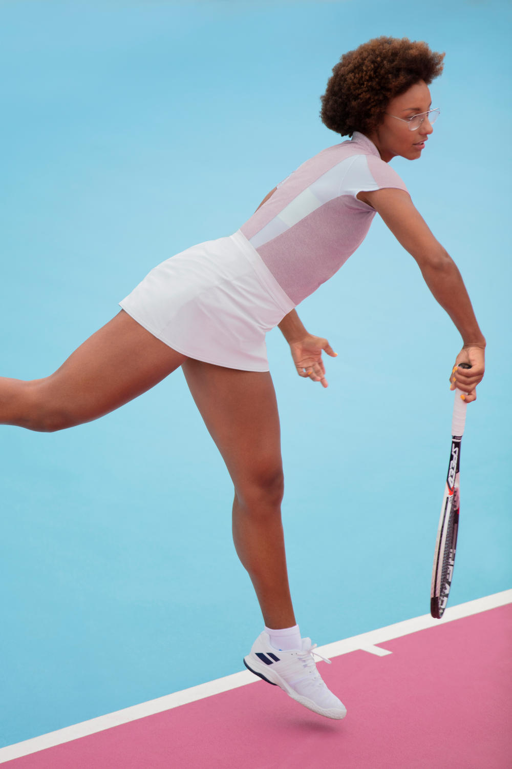 Outdoor Voices New Tennis Collection Sportswear Collection Sports Athletics Athleisure