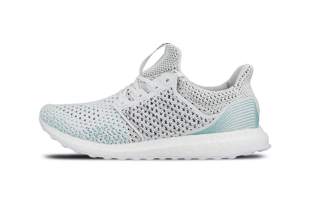 Parley adidas Originals UltraBOOST Blue White