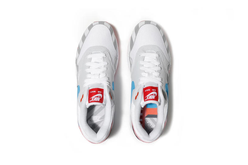 937473b78a54 Parra x Nike Release Air Max 1 Collaboration