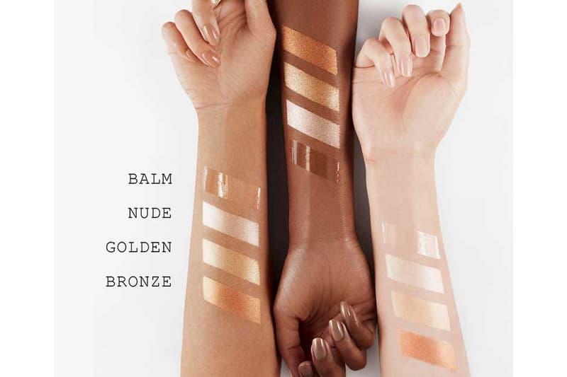 Pat McGrath Labs Skin Fetish Lipsticks Highlighters Brushes Swatches