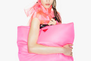 """Prada's """"Fluo"""" Collection Is Here to Brighten up Your Wardrobe and Mood"""