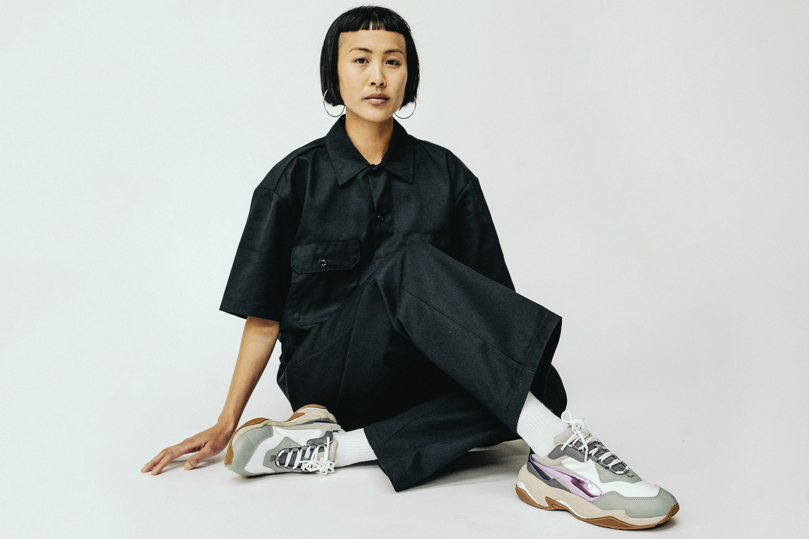 PUMA Thunder Electric Editorial by