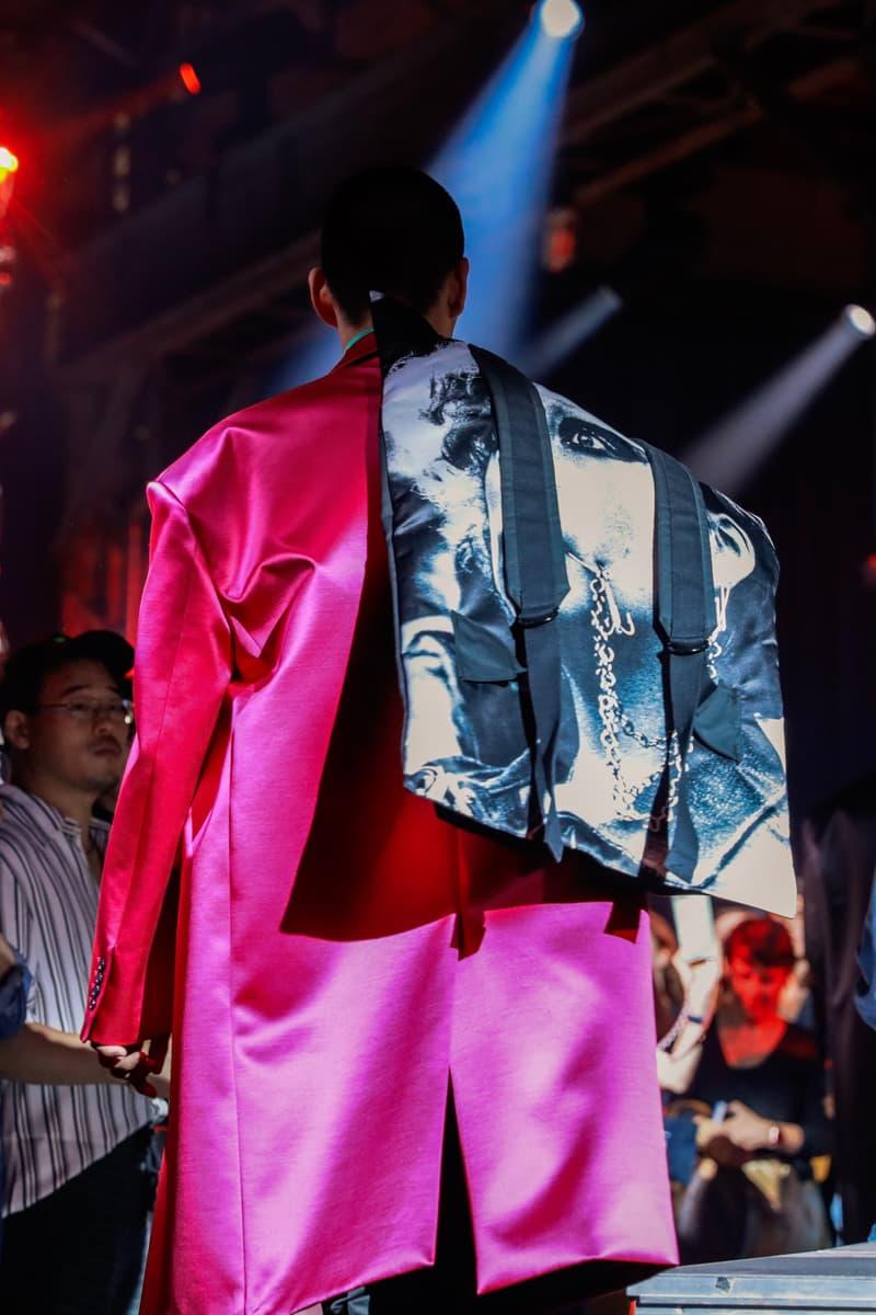 Raf Simons Eastpak Spring Summer 2019 Backpack Bags