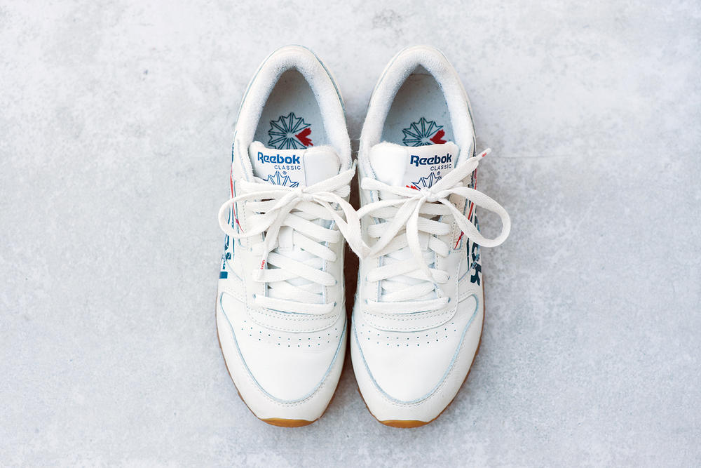 fcc30df78a587 Reebok Classic Leather 3AM ATL LoveRenaissance LVRN FRKO Rico Logo Sneaker