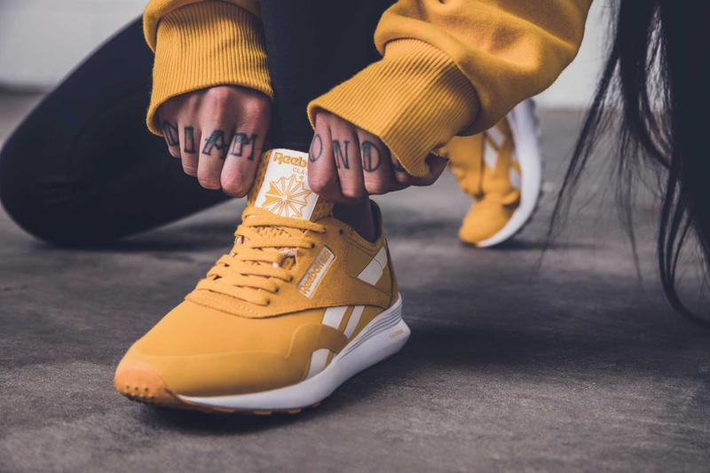 Reebok Classic Leather Nylon SP Miryam Lumpini