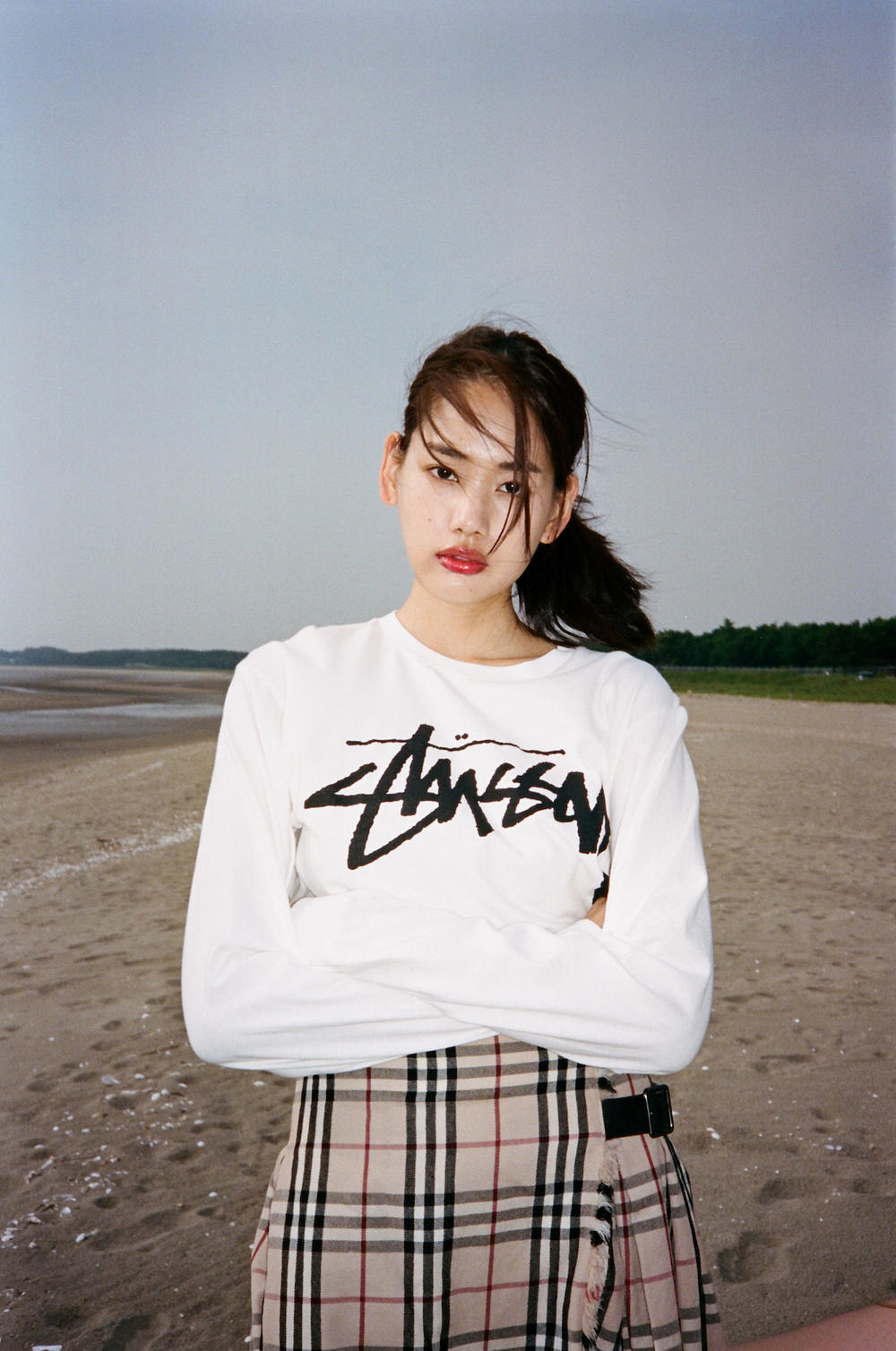 Heights Summer Streetwear Editorial Stussy Richardson MISCHIEF have a good time thisisneverthat