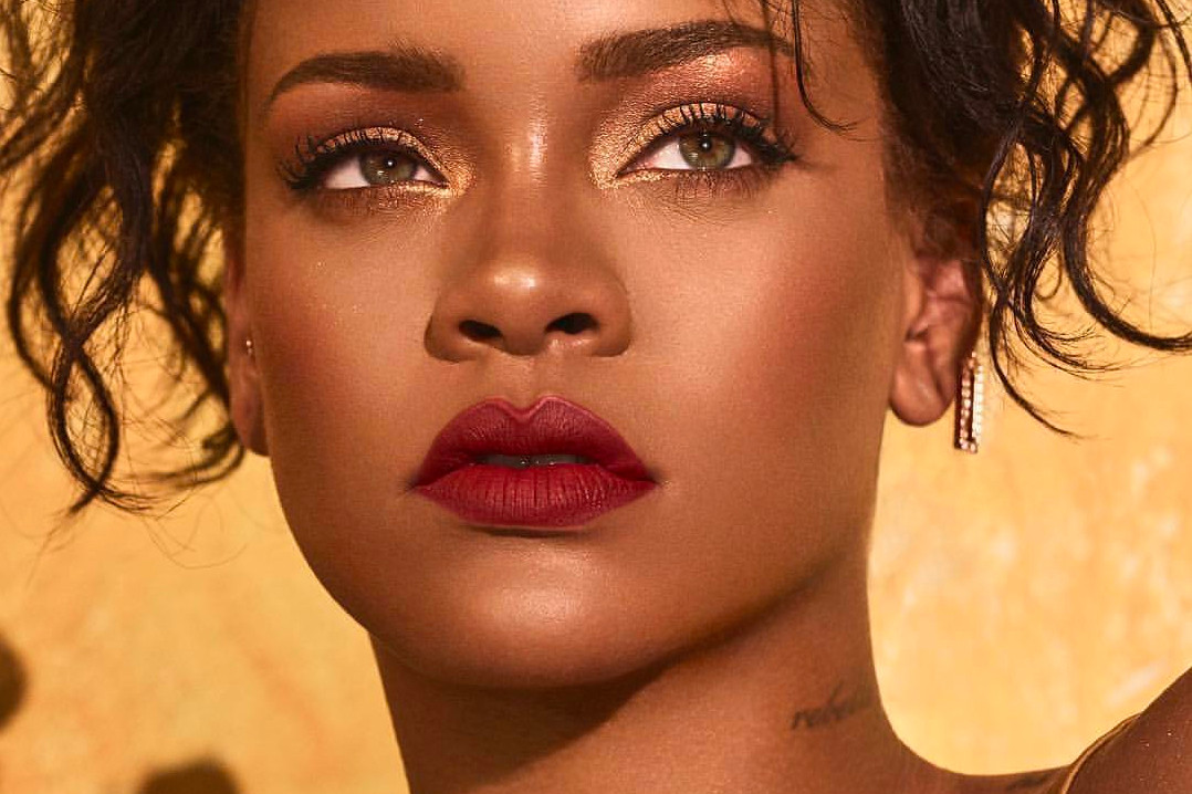 Rihanna Just Shared the Next Fenty Launch, and the Internet Cant Handle It