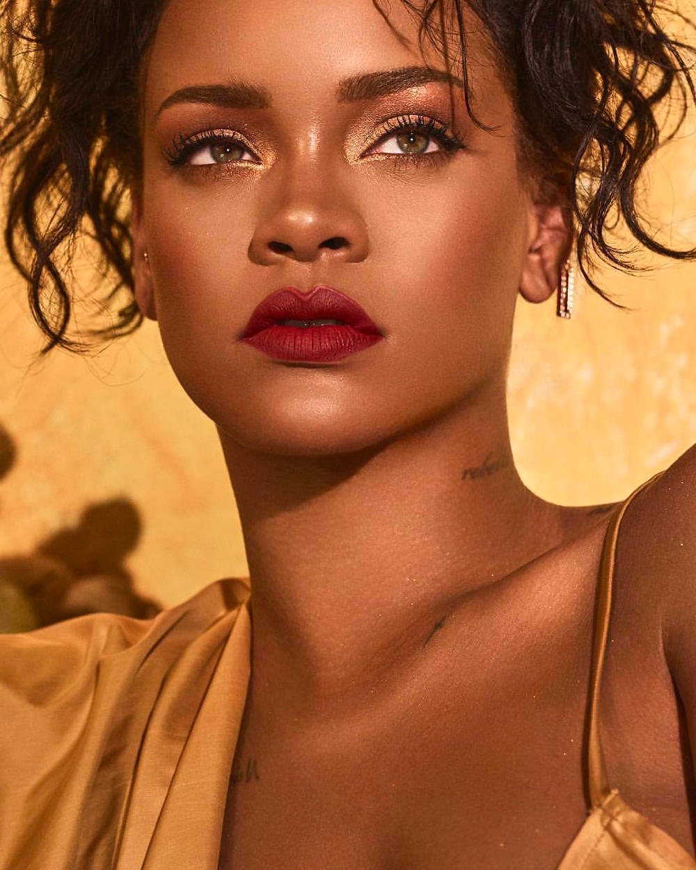 Rihanna Fenty Beauty Moroccan Spice Eyeshadow Palette Makeup Release Summer July 6 2018