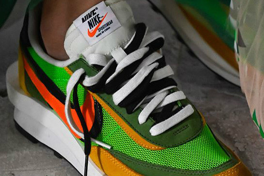Sacai x Nike Waffle and Blazer Collaboration  HYPEBAE
