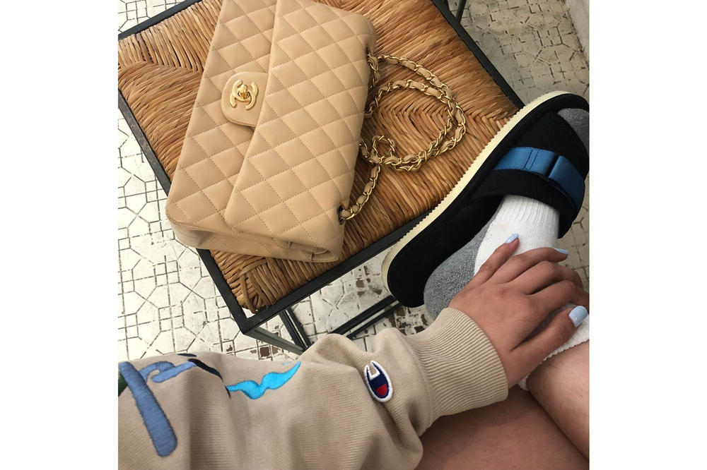 Suicoke Sandals Champion Hoodie Chanel Purse Tan Our Second Skin
