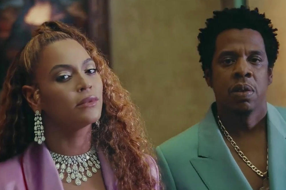 Where to Stream Beyoncé & JAY-Z Everything is Love Online Spotify Apple Music