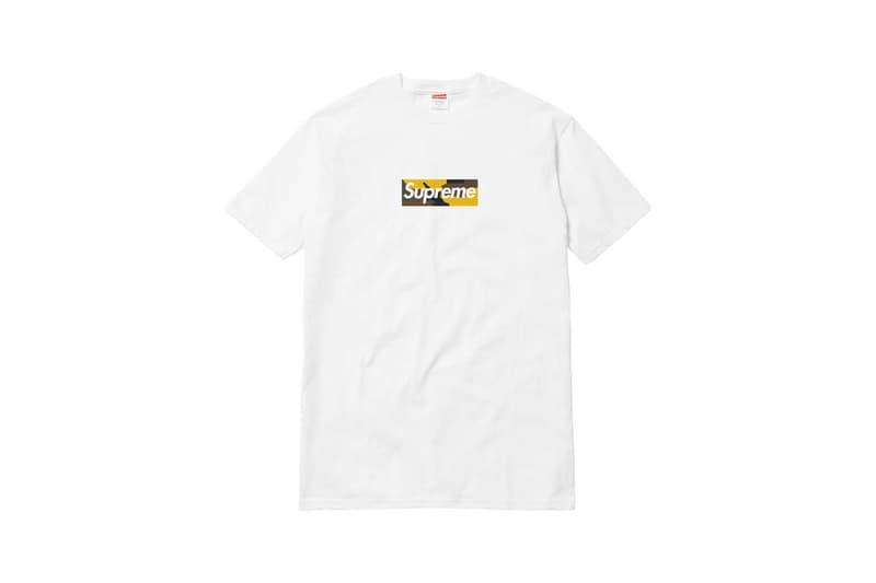 Supreme Brooklyn Box Logo T Shirt White