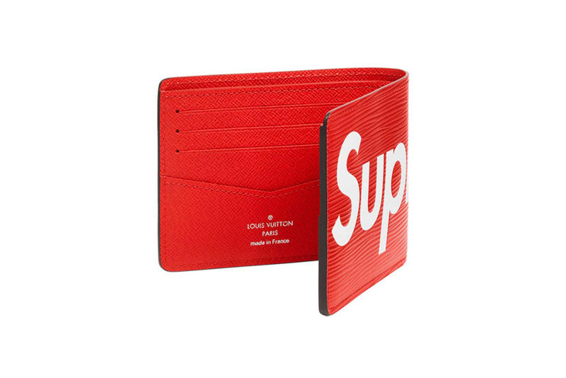 Supreme Louis Vuitton Wallet