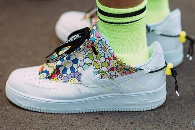Takashi Murakami X Studio Hagel Air Force 1 Hypebae