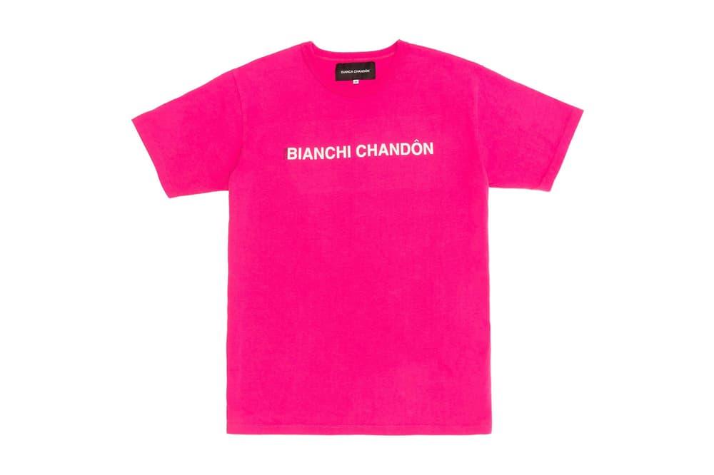Bianca Chandôn Tom Bianchi Pride Dover Street Market T Shirt Pink