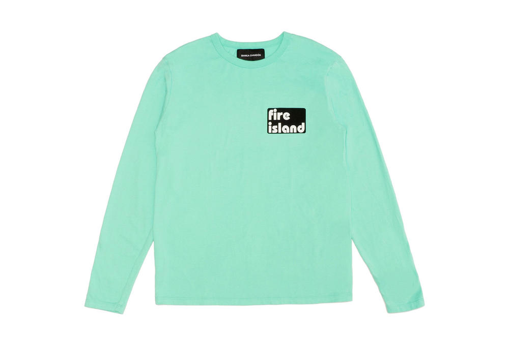 Bianca Chandôn Tom Bianchi Pride Dover Street Market T Shirt Green Long Sleeve