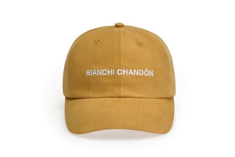 Bianca Chandôn Tom Bianchi Pride Dover Street Market Hat Tan