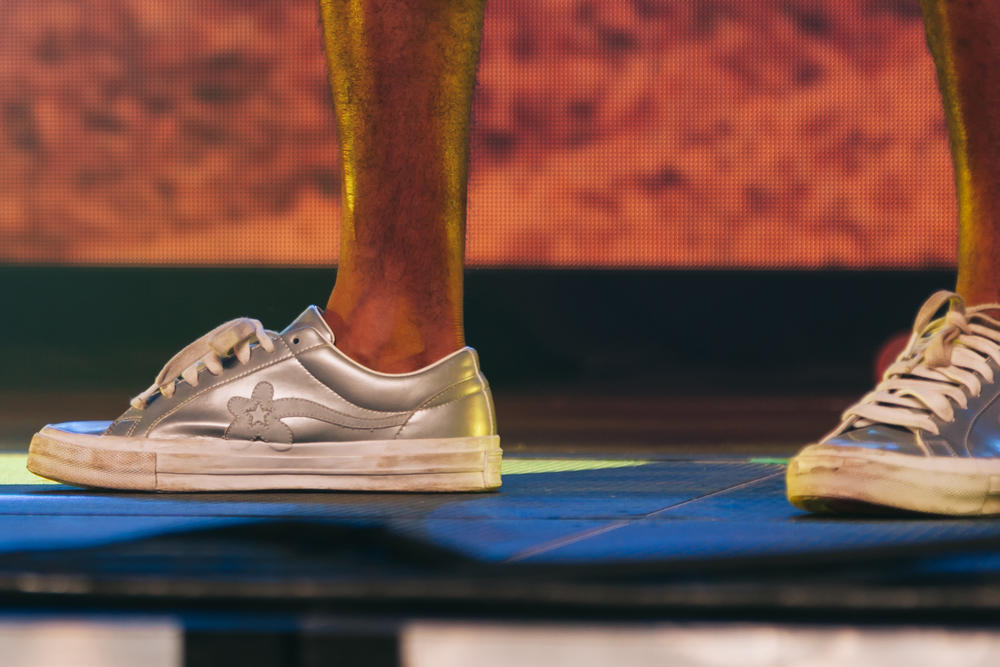 Tyler, the Creator GOLF le FLEUR* New Colorway Unreleased Teaser Silver