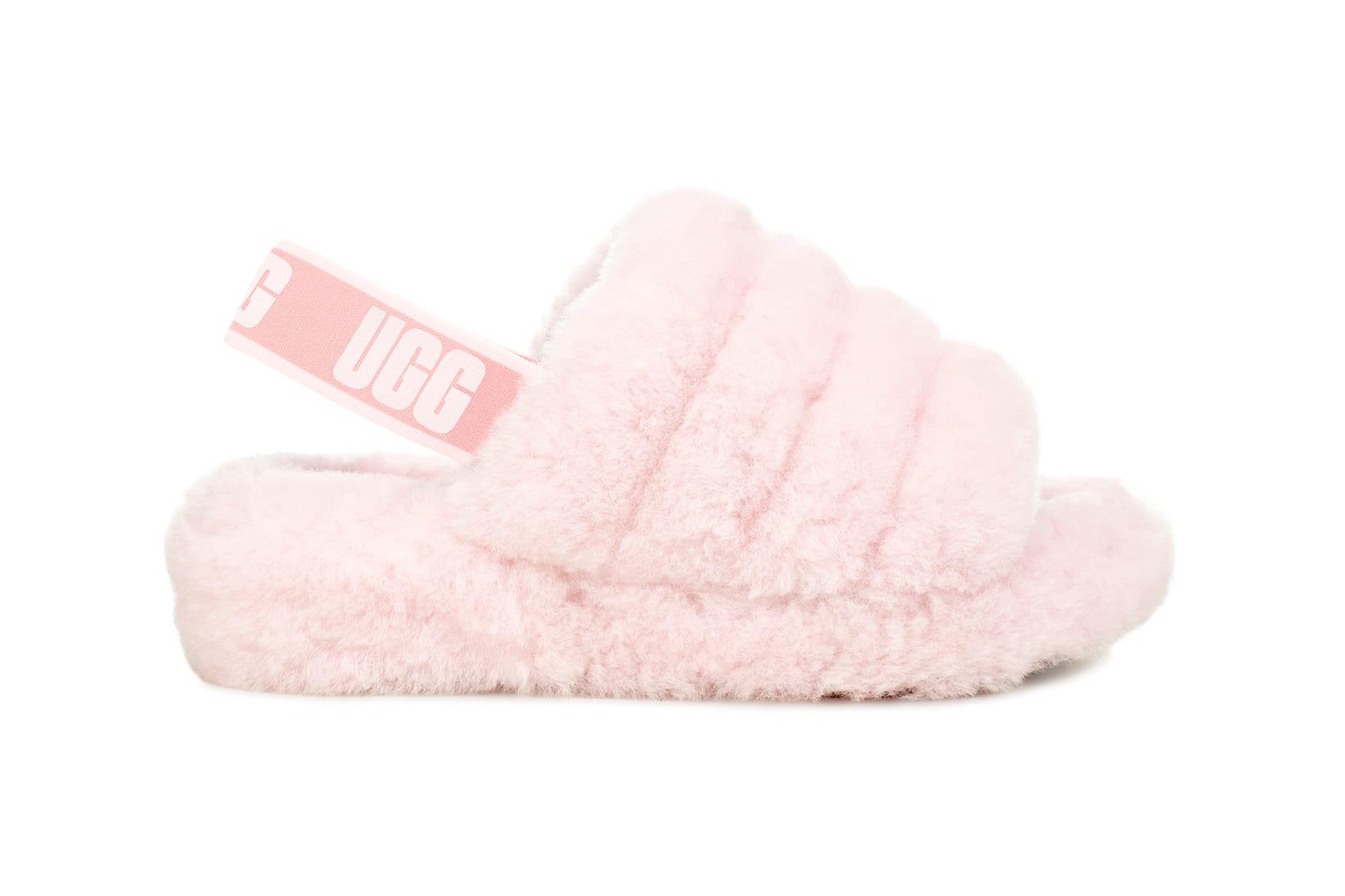 Fluff Yeah Furry Sandals