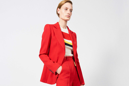c38aeb88172fb Victoria Beckham s Resort 2019 Collection Highlights Chic Silhouettes