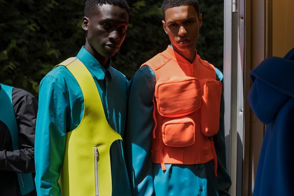 fc67ac9ea546 EXCLUSIVE  A Backstage Look at Virgil Abloh s Louis Vuitton Men s SS19  Collection