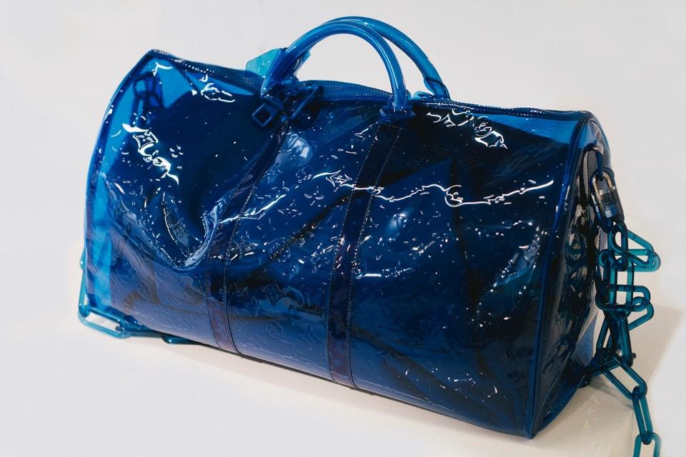 71ce2a02acab Virgil Abloh Louis Vuitton Collection Closer Look
