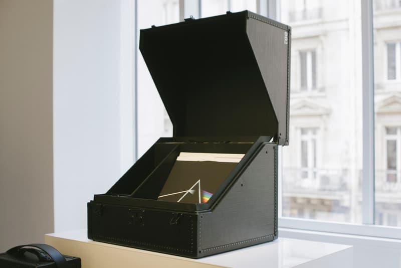 Virgil Abloh Louis Vuitton Spring/Summer 2019 Trunk Black