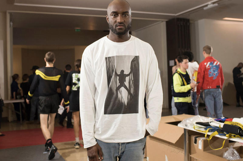 Virgil Abloh Off-White Spring/Summer 2019 Show Paris Fashion Week Men's Backstage