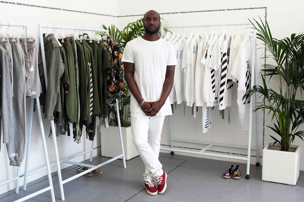 Virgil Abloh Off White Studio