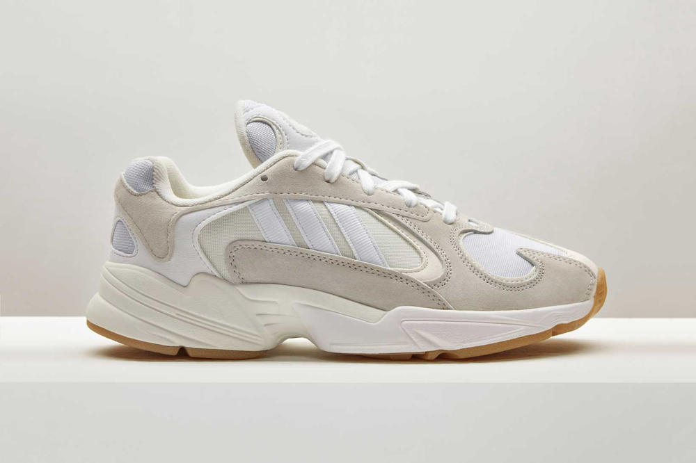 WARDROBE.NYC adidas Originals Yung 1 White Cream