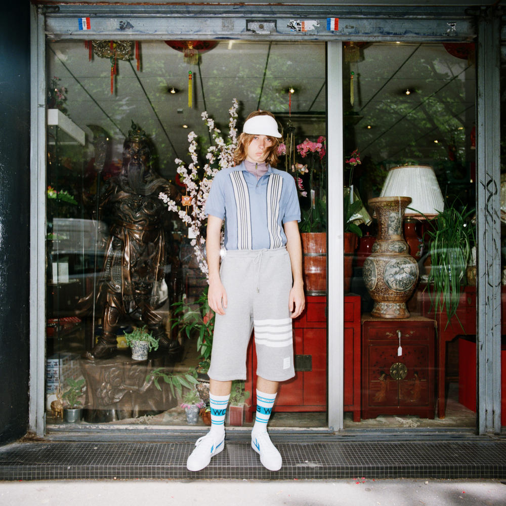 WOS33 Captures the Paris Youth in its Campaign Streetwear Lookbook Editorial