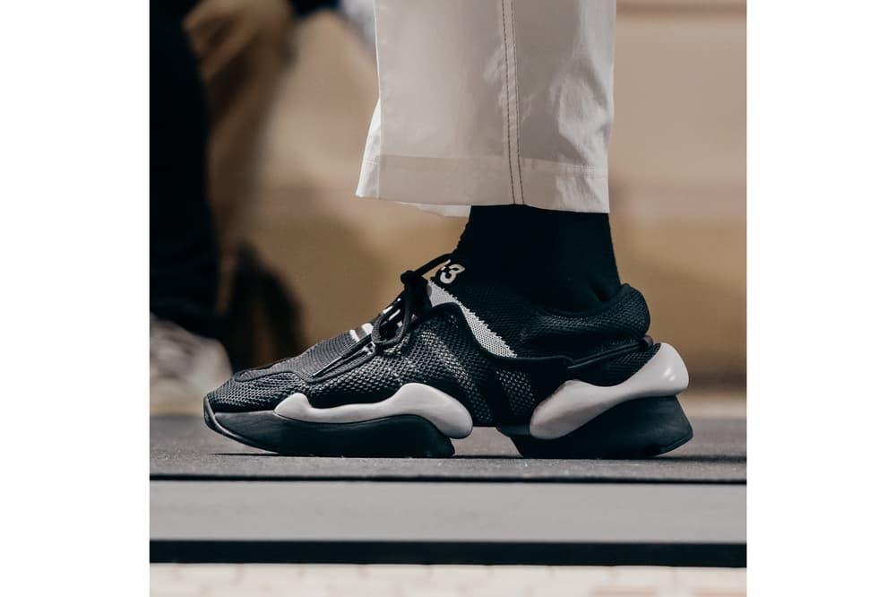 Y-3 Spring Summer 2019 Footwear
