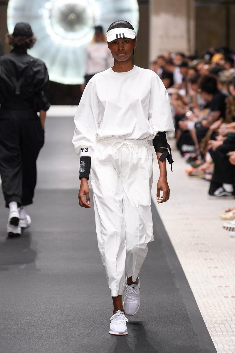 ee8cd578b411 y-3 yohji yamamoto adidas paris fashion week mens spring summer 2019 goretex