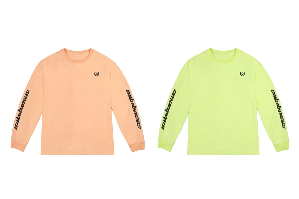 Kanye West Neon YEEZY Calabasas Just Dropped  dd1e4326b6