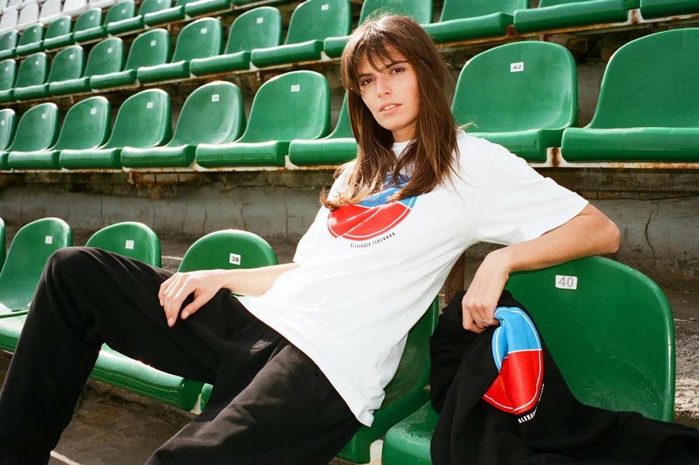 YOOX Soccer Couture Collection Terekhov T-shirt White