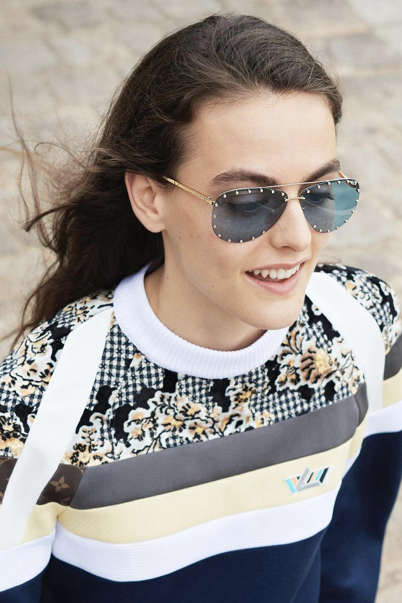 24 Sèvres x Louis Vuitton Capsule Collection Archlight Sneakers Bionic Earrings Cannes Bag Party Sunglasses