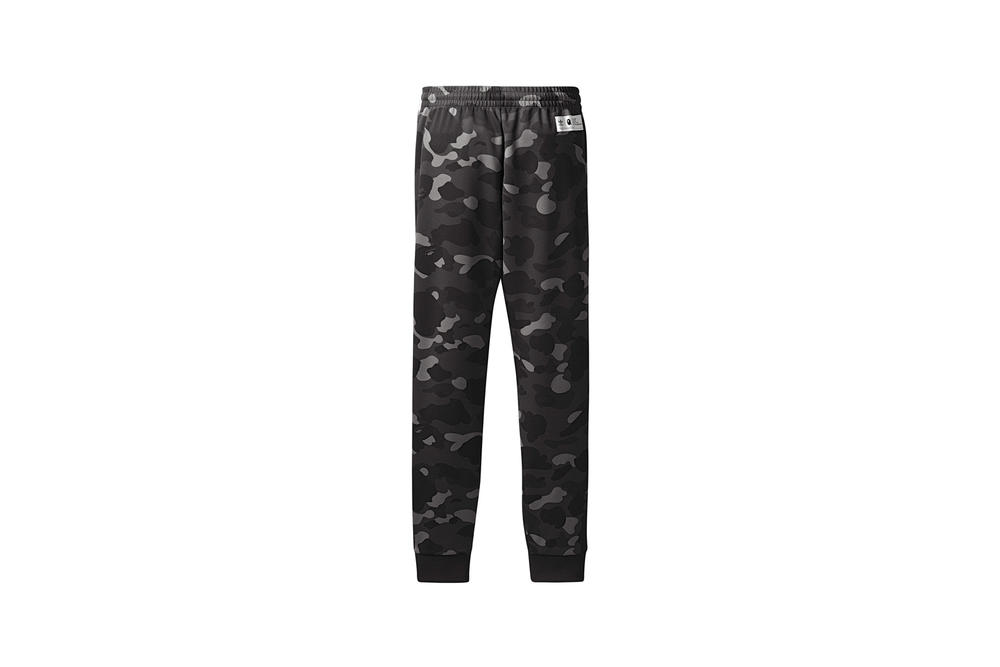 BAPE x adidas Originals Collection Track Pants Black