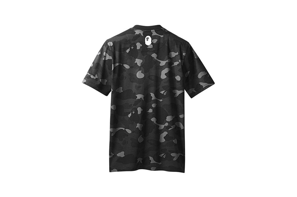 BAPE x adidas Originals Collection T-shirt Black
