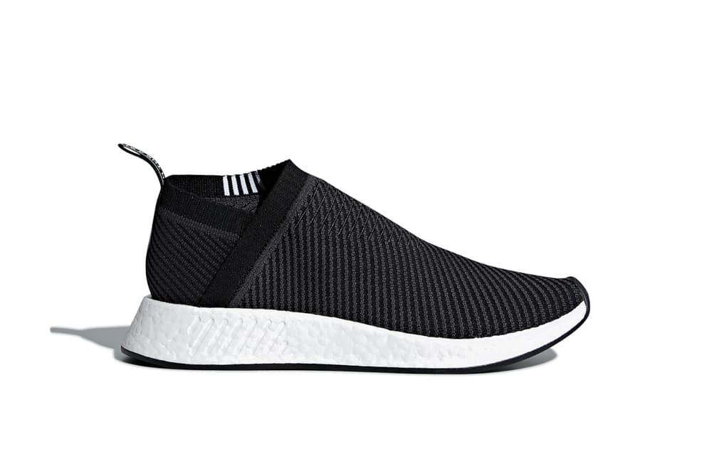 adidas Originals NMD Sneaker Arrival Footwear Pink Creme Beige Black Silhouette