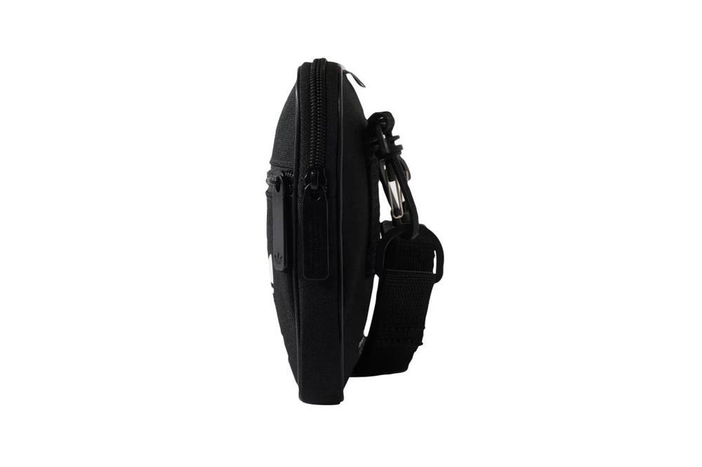 adidas Originals Trefoil Crossbody Bag Black