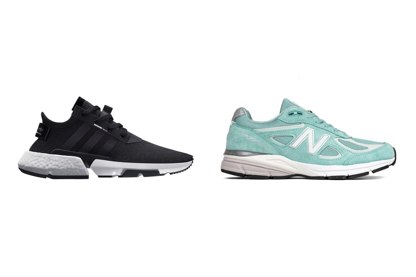 Summer Sneakers Featuring adidas, Vans