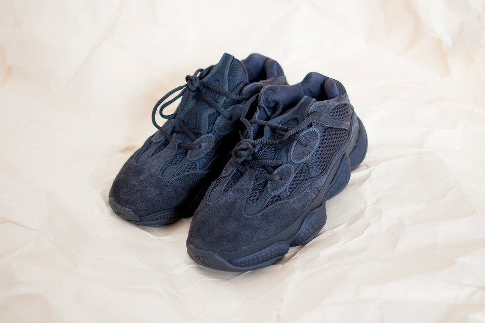 new product 62a07 11197 Unboxing the adidas YEEZY 500