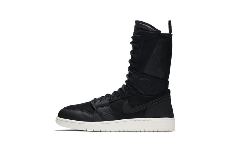 Nike Air Jordan 1 EXPLORER Black